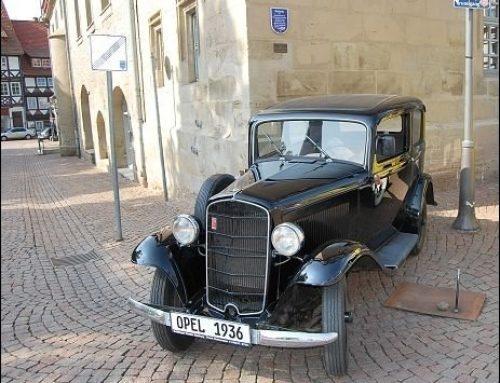 Oldtimer-Rallye Duderstadt