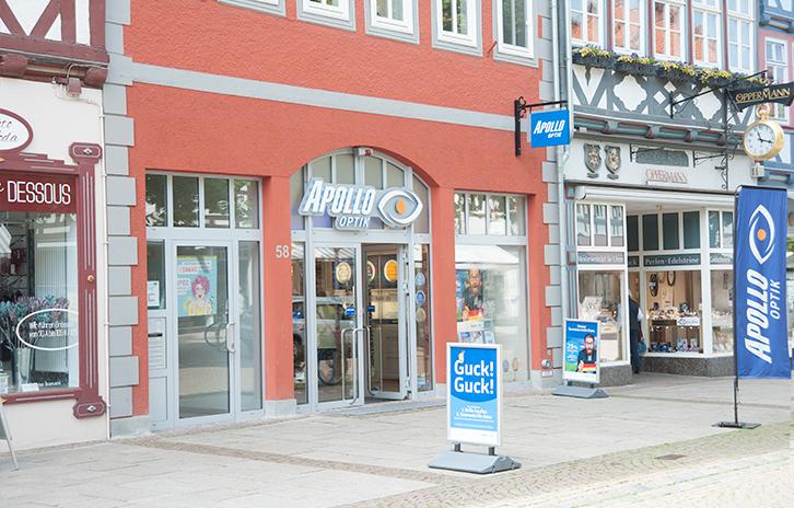 Apollo Optik - Treffpunkt Stadtmarketing Duderstadt e.V.