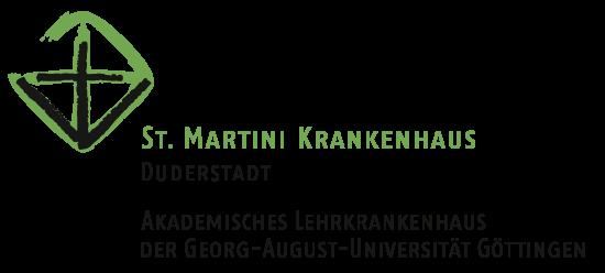 Logo St. Martini Krankenhaus Duderstadt