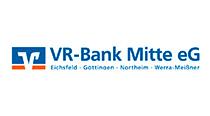 Sponsor VR-Bank MItte eG